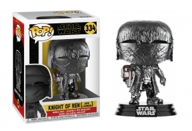 Star Wars Episode IX Knight of Ren Arm Cannon Chrome 334 Funko POP Vinyl Figure