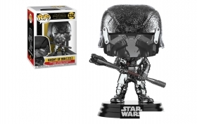 Star Wars Episode IX Knight of Ren War Club Chrome 332 Funko POP Vinyl Figure