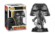 Star Wars Episode IX Knight of Ren Heavy Blade Chrome 335 Funko POP Vinyl Figure