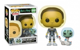 Rick and Morty Space Suit Mort