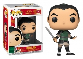 Disney Mulan as Ping 629 Funko POP Vinyl Figure