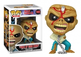 Iron Maiden Piece of Mind Eddie 146 Funko POP Vinyl Figure