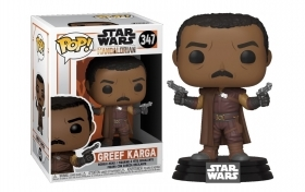 Star Wars The Mandalorian Greef Karga 647 Funko POP Vinyl Figure