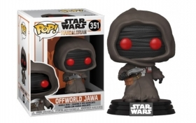 Star Wars The Mandalorian Offworld Jawa 351 Funko POP Vinyl Figure