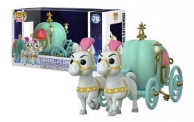 Disney Cinderella's Carriage 78 Funko POP Vinyl Figure