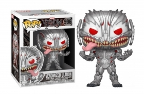Marvel Venomized Ultron 596 Fu