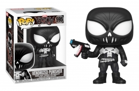 Marvel Venomized Punisher 595