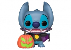 Disney Halloween Stitch 605 Funko POP Vinyl Figure