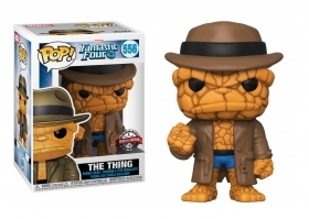 Marvel Fantastic 4 The Thing i