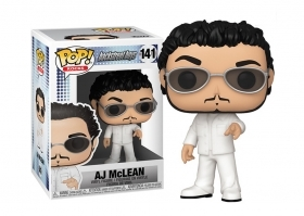 Backstreet Boys Aj McLean 141 Funko POP Vinyl Figure