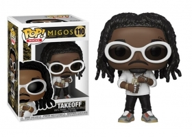 Migos Takeoff 110 Funko POP Vinyl Figure
