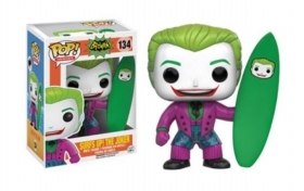 Batman 66 Joker Surf Up 134 Funko POP Vinyl Figure