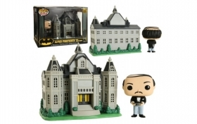 Batman Alfred Pennyworth with Wayne Manor 13 Funko POP Vinyl Figure