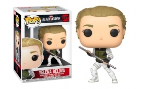 Marvel Black Widow Yelena Belova 607 Funko POP Vinyl Figure