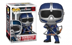 Marvel Black Widow Taskmaster 606 Funko POP Vinyl Figure