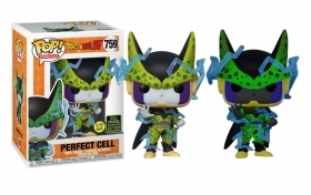 Dragonball Z Perfect Cell GITD Spring Convention 2020 759 Funko POP Vinyl Figure