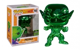 Dragonball Z Piccolo Green Chrome 760 Spring Convention 2020 Funko POP