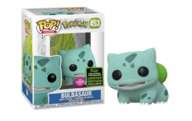 Pokemon Bulbasaur Flocked Spring Convention 2020 453 Funko POP Vinyl Figure