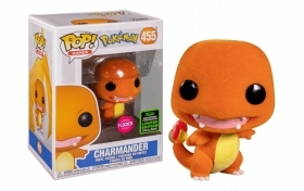 Pokemon Charmander Flocked Spring Convention 2020 455 Funko POP Vinyl Figure
