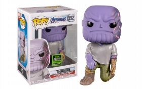 Marvel Avengers: Endgame Thanos Spring Convention 2020 592 Funko POP