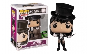 Dc Super Heroes Zatanna Spring Convention 2020 316 Funko POP Vinyl Figure