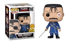 Full Metal Alchemist King Bradley Chase Hot Topic 733 Funko POP Vinyl Figure