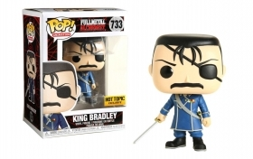 Full Metal Alchemist King Bradley Hot Topic 733 Funko POP Vinyl Figure