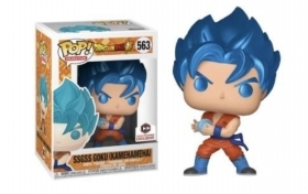Dragon Ball Z Goku Kamehameha Chalice 563 Funko POP Vinyl Figure