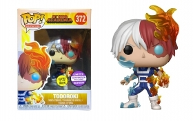 My Hero Academia Todoroki GITD Convention Exclusive 372 Funko POP Vinyl Figure