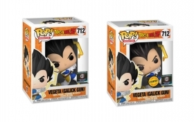 Dragonball Z Vegeta Galick Gun Regular/Chase Chalice 712 Funko POP Vinyl Figure