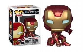Marvel Avengers Gamerverse Iron Man 626 Funko POP Vinyl Figure