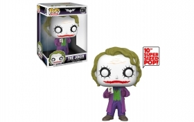 "The Dark Knight Joker 10"" 334 Funko POP Vinyl Figure"