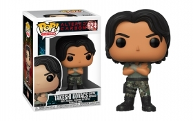 Altered Carbon Takeshi Kovacs Birth Kovacs 924 Funko POP Vinyl Figure