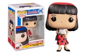 Archie Comics Veronica Lodge 26 Funko POP Vinyl Figure