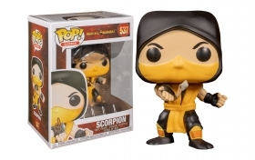 Mortal Kombat Scorpion 537 Fun