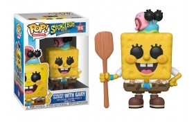 Spongebob with Gary 916 Funko