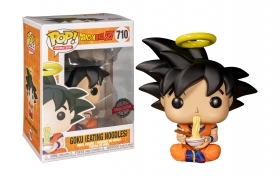 Dragon Ball Z Goku Eating Noodles 710 Funko POP Vinyl Figure