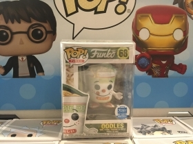 Oodles Funko Shop Pop Vinyl Fi