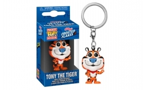 Kellogg's Frosted Flakes Tony The Tiger Funko Pocket POP Keychain