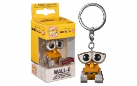 Disney Wall-E Metallic Funko Pocket POP Keychain