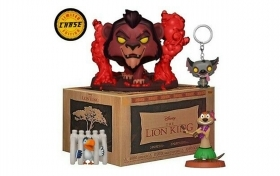 Disney Lion King Treasure Box Hot Topic Chase Funko POP Vinyl Figure