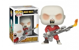 Mad Max Fury Road Coma Doof Warrior 517 POP Vinyl Figure