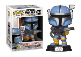 Star Wars The Mandalorian Heavy Infantry 348 Funko POP Vinyl Figure