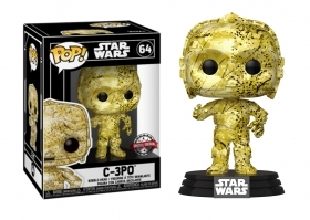 Star Wars C-3PO Futura 64 Funko POP Vinyl Figure