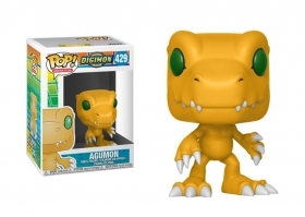 Digimon Agumon 429 Funko POP Vinyl Figure