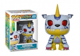 Digimon Gabumon 431 Funko POP Vinyl Figure