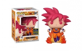 Dragon Ball Super SSG Goku Sum