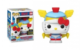 Hello Kitty Robot Summer Convention 2020 Funko POP Vinyl Figure