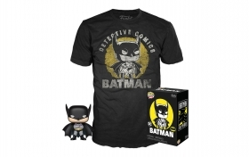 Batman First Appearance POp and Tee