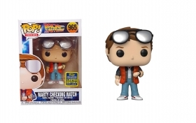 Back to the Future Marty McFly Summer Convention 2020 Funko POP Vinyl Figure